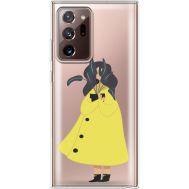 Силиконовый чехол BoxFace Samsung N985 Galaxy Note 20 Ultra Just a Girl (40574-cc60)