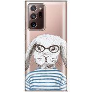 Силиконовый чехол BoxFace Samsung N985 Galaxy Note 20 Ultra MR. Rabbit (40574-cc71)