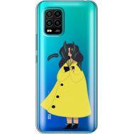 Силиконовый чехол BoxFace Xiaomi Mi 10 Lite Just a Girl (39439-cc60)