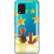Силиконовый чехол BoxFace Xiaomi Mi 10 Lite Little Prince (39439-cc63)