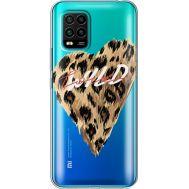Силиконовый чехол BoxFace Xiaomi Mi 10 Lite Wild Love (39439-cc64)