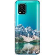 Силиконовый чехол BoxFace Xiaomi Mi 10 Lite Blue Mountain (39439-cc68)