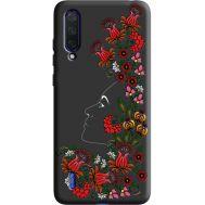 Силиконовый чехол BoxFace Xiaomi Mi 9 Lite 3D Ukrainian Muse (38694-bk64)