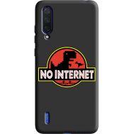 Силиконовый чехол BoxFace Xiaomi Mi 9 Lite No Internet (38694-bk69)