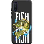 Силиконовый чехол BoxFace Xiaomi Mi 9 Lite Fish (38694-bk71)