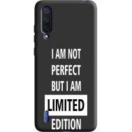 Силиконовый чехол BoxFace Xiaomi Mi 9 Lite limited edition (38694-bk73)