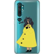 Силиконовый чехол BoxFace Xiaomi Mi Note 10 / Mi Note 10 Pro Just a Girl (38538-cc60)