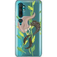 Силиконовый чехол BoxFace Xiaomi Mi Note 10 / Mi Note 10 Pro Cute Mermaid (38538-cc62)