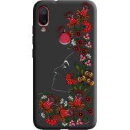 Силиконовый чехол BoxFace Xiaomi Mi Play 3D Ukrainian Muse (38662-bk64)
