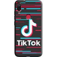 Силиконовый чехол BoxFace Xiaomi Mi Play Tik Tok (38662-bk68)