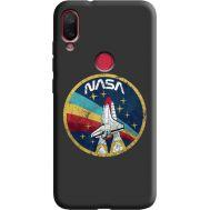 Силиконовый чехол BoxFace Xiaomi Mi Play NASA (38662-bk70)