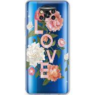 Силиконовый чехол BoxFace Xiaomi Poco X3 Love (941290-rs14)