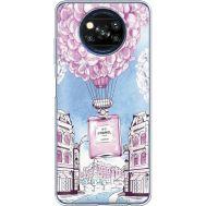 Силиконовый чехол BoxFace Xiaomi Poco X3 Perfume bottle (941290-rs15)