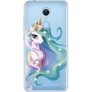 Силиконовый чехол BoxFace Xiaomi Redmi 5 Unicorn Queen (935031-rs3)