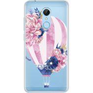 Силиконовый чехол BoxFace Xiaomi Redmi 5 Pink Air Baloon (935031-rs6)