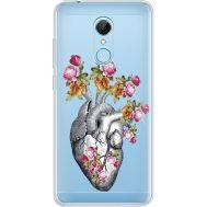 Силиконовый чехол BoxFace Xiaomi Redmi 5 Heart (935031-rs11)