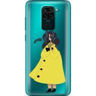 Силиконовый чехол BoxFace Xiaomi Redmi 10X Just a Girl (40367-cc60)