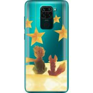 Силиконовый чехол BoxFace Xiaomi Redmi 10X Little Prince (40367-cc63)