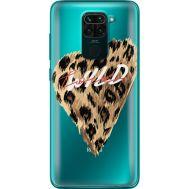 Силиконовый чехол BoxFace Xiaomi Redmi 10X Wild Love (40367-cc64)
