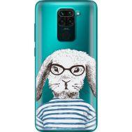 Силиконовый чехол BoxFace Xiaomi Redmi 10X MR. Rabbit (40367-cc71)