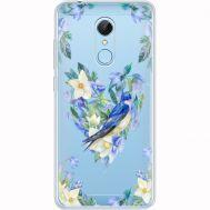 Силиконовый чехол BoxFace Xiaomi Redmi 5 Spring Bird (35031-cc96)