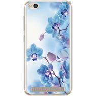 Силиконовый чехол BoxFace Xiaomi Redmi 5A Orchids (935028-rs16)