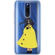 Силиконовый чехол BoxFace Xiaomi Redmi 8 Just a Girl (38412-cc60)