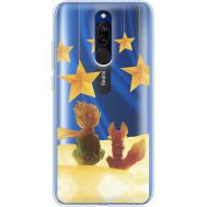 Силиконовый чехол BoxFace Xiaomi Redmi 8 Little Prince (38412-cc63)