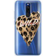 Силиконовый чехол BoxFace Xiaomi Redmi 8 Wild Love (38412-cc64)