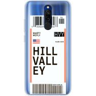 Силиконовый чехол BoxFace Xiaomi Redmi 8 Hill Valley (38412-cc94)
