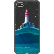 Силиконовый чехол BoxFace Xiaomi Redmi 6A Lighthouse (35160-bk58)