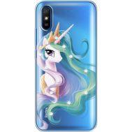 Силиконовый чехол BoxFace Xiaomi Redmi 9A Unicorn Queen (940305-rs3)