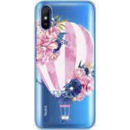 Силиконовый чехол BoxFace Xiaomi Redmi 9A Pink Air Baloon (940305-rs6)