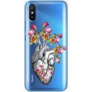Силиконовый чехол BoxFace Xiaomi Redmi 9A Heart (940305-rs11)