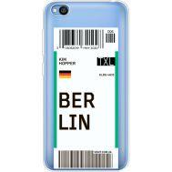 Силиконовый чехол BoxFace Xiaomi Redmi Go Ticket Berrlin (36212-cc80)
