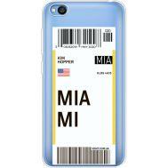 Силиконовый чехол BoxFace Xiaomi Redmi Go Ticket Miami (36212-cc81)