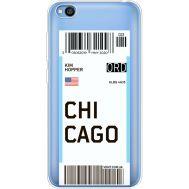 Силиконовый чехол BoxFace Xiaomi Redmi Go Ticket Chicago (36212-cc82)