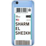 Силиконовый чехол BoxFace Xiaomi Redmi Go Ticket Sharmel Sheikh (36212-cc90)
