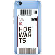 Силиконовый чехол BoxFace Xiaomi Redmi Go Ticket Hogwarts (36212-cc91)