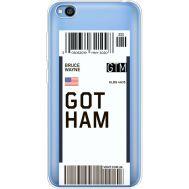 Силиконовый чехол BoxFace Xiaomi Redmi Go Ticket Gotham (36212-cc92)
