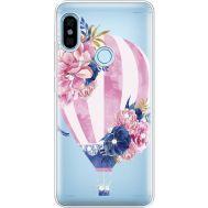 Силиконовый чехол BoxFace Xiaomi Redmi Note 5 / Note 5 Pro Pink Air Baloon (934970-rs6)