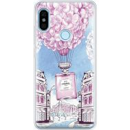 Силиконовый чехол BoxFace Xiaomi Redmi Note 5 / Note 5 Pro Perfume bottle (934970-rs15)