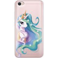Силиконовый чехол BoxFace Xiaomi Redmi Note 5A Unicorn Queen (935075-rs3)