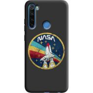 Силиконовый чехол BoxFace Xiaomi Redmi Note 8 NASA (38332-bk70)
