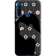 Силиконовый чехол BoxFace Xiaomi Redmi Note 8T Flower Hair (38945-bk51)