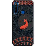 Силиконовый чехол BoxFace Xiaomi Redmi Note 8T Ornament (38945-bk66)
