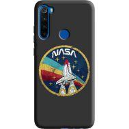Силиконовый чехол BoxFace Xiaomi Redmi Note 8T NASA (38945-bk70)