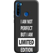 Силиконовый чехол BoxFace Xiaomi Redmi Note 8T limited edition (38945-bk73)