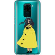 Силиконовый чехол BoxFace Xiaomi Redmi Note 9 Just a Girl (39802-cc60)
