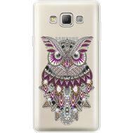 Силиконовый чехол BoxFace Samsung A700 Galaxy A7 Owl (935961-rs9)
